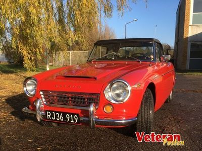 brugt Datsun 1600 Fairlady Roadster