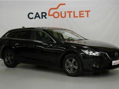 brugt Mazda 6 2,2 SkyActiv-D 150 Core stc. aut.