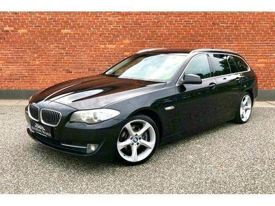 brugt BMW 520 520 2,0 d F11 LCI Aut.