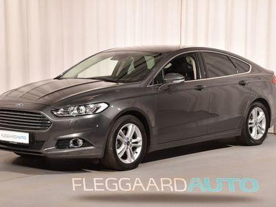 brugt Ford Mondeo 2,0 TDCi Titanium Powershift 180HK 5d 6g Aut.