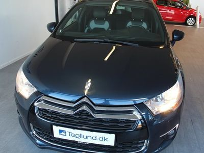 brugt Citroën DS4 e-HDi 115 Style