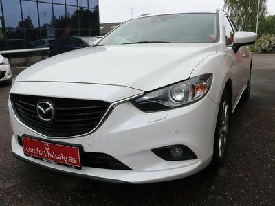 usado Mazda 6 2,0 Sky-G 165 Vision stc.