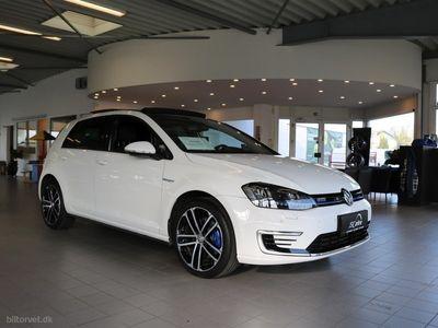 brugt VW Golf 1,4 TSI GTE DSG 204HK 5d 6g Aut.
