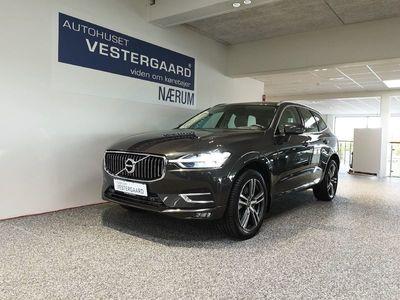 brugt Volvo XC60 2,0 T5 R-design 250HK 5d 8g Aut.