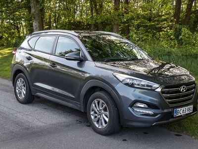 brugt Hyundai Tucson 2.0 MPV
