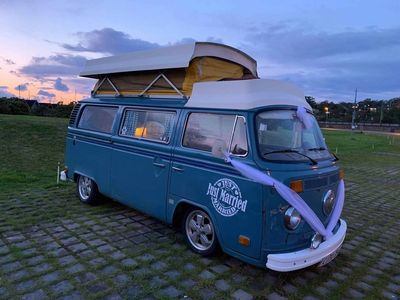 brugt VW T2 Reviera camper