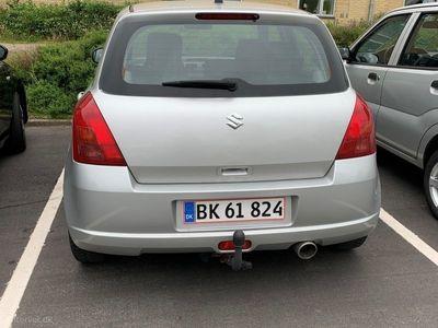 usado Suzuki Swift 1,3 GLS 92HK 5d