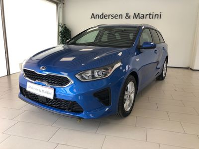 brugt Kia cee'd SW 1,0 T-GDI Active 100HK Stc 6g