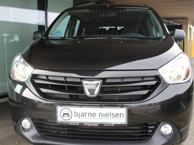 brugt Dacia Lodgy 1,5 dCi 90 Limited Edition 7prs