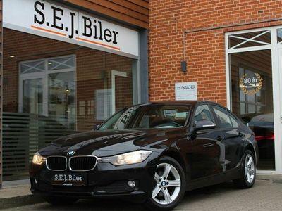 gebraucht BMW 316 d 2,0 116HK 4d