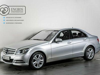 używany Mercedes C220 2,2 CDi Avantgarde aut. BE