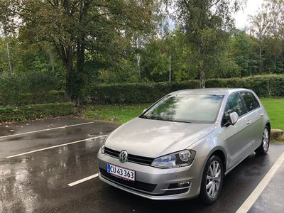 brugt VW Golf VII 1,4 TSI