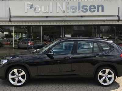 used BMW X1 18D 2,0 D Sdrive 143HK 5d 8g Aut.