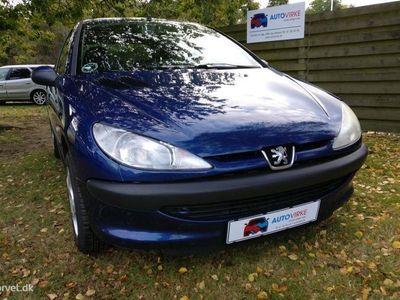 brugt Peugeot 206 1,4 XR 75HK 5d
