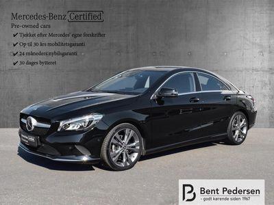 usata Mercedes CLA200 2,1 D 7G-DCT 136HK 4d 7g Aut.