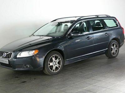 brugt Volvo V70 2,4 D5 215 Summum aut.