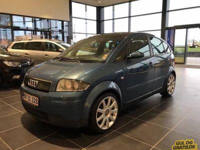 brugt Audi A2