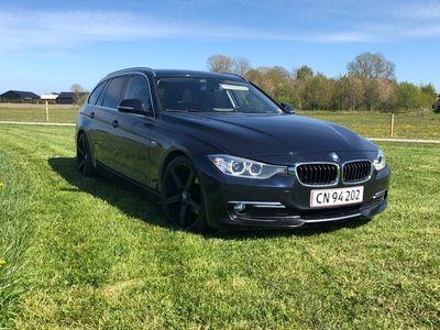 brugt BMW 318 BMd f31 2.0 143 HK mode med masser af udstyr..