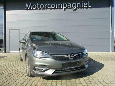 brugt Opel Astra Sports Tourer 1,5 Turbo Enjoy+ 105HK Stc 6g