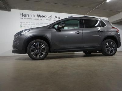 brugt Peugeot 2008 1,5 BlueHDi Selection Sky 100HK 6g A