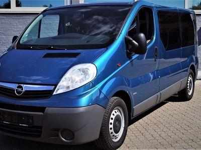 brugt Opel Vivaro 2,0 CDTi 114 Combi L2H1