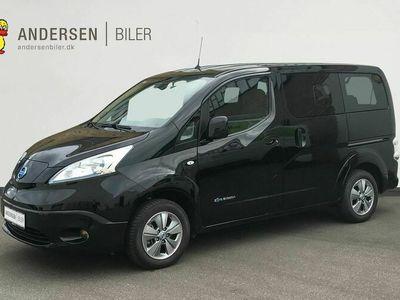 brugt Nissan e-NV200 Evalia EL Premium 109HK Aut.