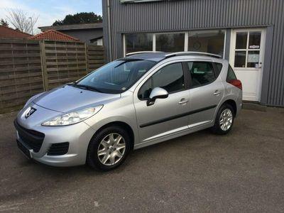 usado Peugeot 207 1,4 VTi Comfort+ SW