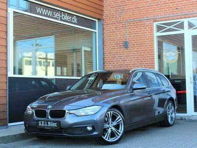 brugt BMW 320 d Touring 2,0 D 190HK Stc 6g A+