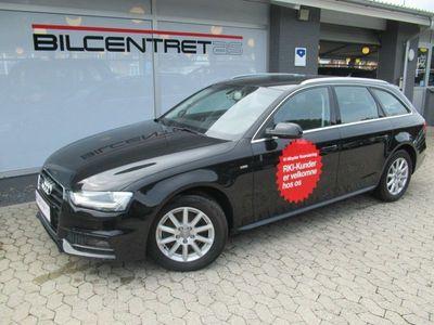 brugt Audi A4 1,8 TFSi 120 Avant