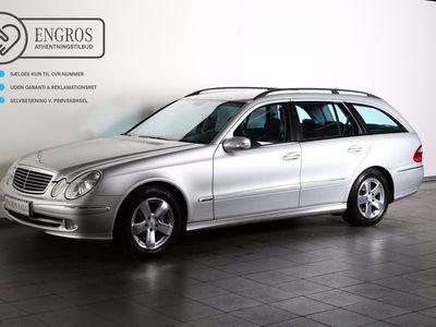brugt Mercedes E320 CDi Avantgarde st.car aut.