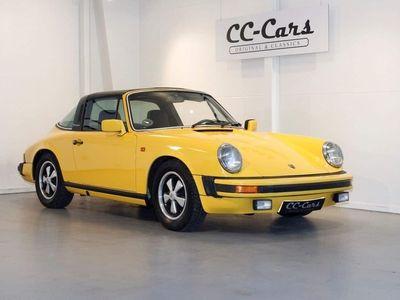 brugt Porsche 911 2,7 Targa S