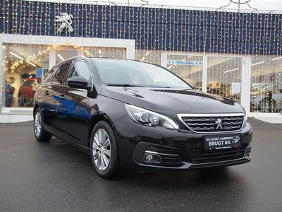brugt Peugeot 308 SW 1,6 BlueHDi Edition+ 120HK Stc 6g