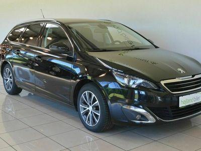 brugt Peugeot 308 2,0 BlueHDi 150 Allure SW EAT6
