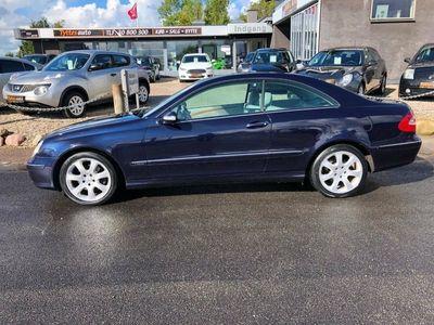 käytetty Mercedes CLK270 2,7 CDi Elegance aut.