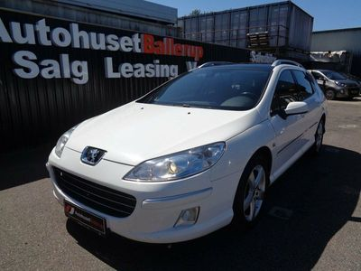 second-hand Peugeot 407 1,6 HDi ST Sport SW