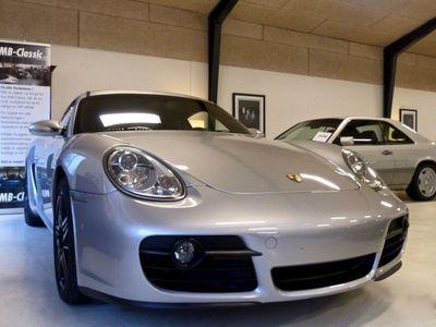 brugt Porsche Cayman 27