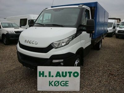 brugt Iveco Daily 3,0 35S21 3750mm Lad
