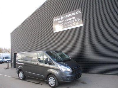 brugt Ford Custom Transit270 L1H1 2,0 TDCi Trend 130HK Van 6g Aut. 2018