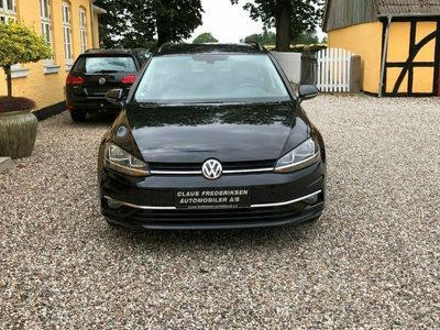 usado VW Golf VII 1,6 TDi 115 Comfortl. Variant DSG