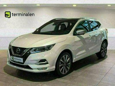 brugt Nissan Qashqai 1,3 Dig-T 160 Tekna+ DCT