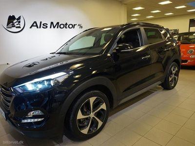 usado Hyundai Tucson 1,6 T-GDI Premium 4WD DCT 177HK 5d 7g Aut.