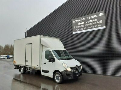 brugt Renault Master T35 ALUKASSE/LIFT 2,3 DCI 135HK Ladv./Chas. 2016