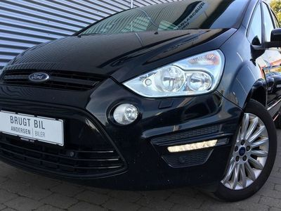brugt Ford S-MAX 2,0 TDCi Collection 140HK 6g