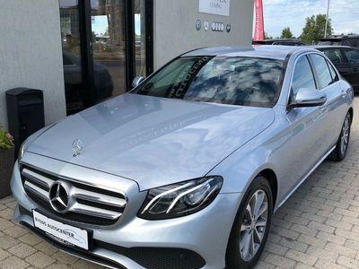 brugt Mercedes E220 2,0 Exclusive aut.