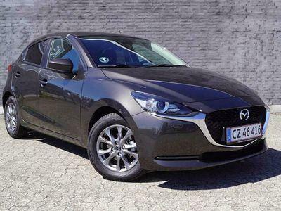 brugt Mazda 2 1,5 Skyactiv-G Mild hybrid Sky 90HK 5d 6g