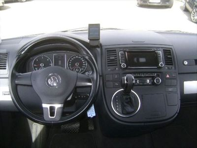 brugt VW Multivan 2,0 TDi 180 Highline DSG 4M kort 4d