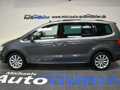 käytetty VW Sharan 2,0 TDi 177 Highline DSG BMT