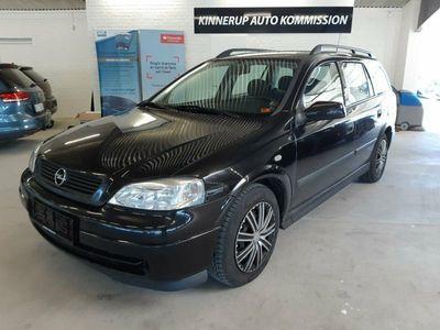 brugt Opel Astra Classic 1,6 16V Wagon