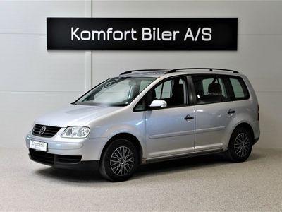 brugt VW Touran 1,9 TDi 100