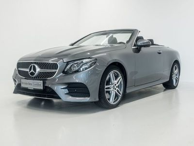brugt Mercedes E50 AMG 3,0 Cabriolet aut. 4-M